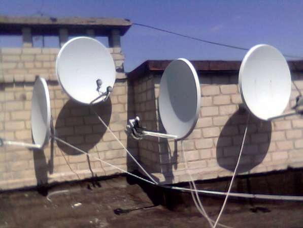 Спутниковое телевидение в