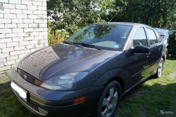 Ford Focus ZX5 американец, 2003 г., АТ