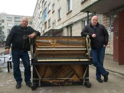Продам перевозка пианино и роялей спб