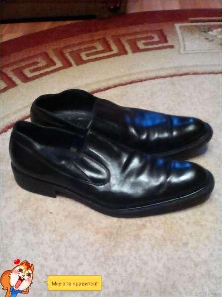 Продам обувь из нат. кожи все 46 размер