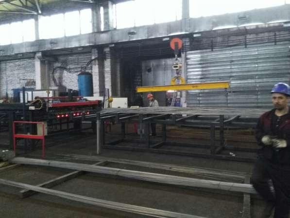Завод по производству арматуры, метталической сетки в Москве фото 17