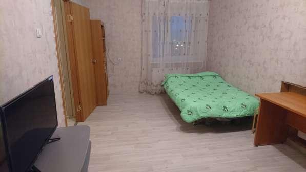 Двухкомнатная квартира у метро Приморская в Санкт-Петербурге фото 13