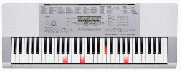 Цифровые пианино и синтезаторы Casio