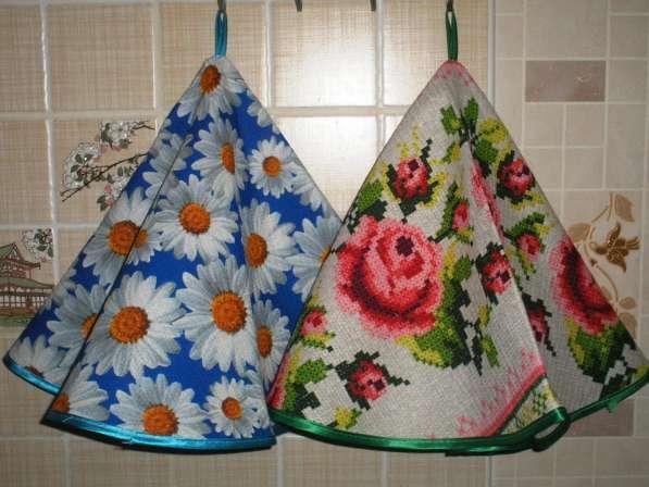 Текстиль для кухни - полотенца Иваново