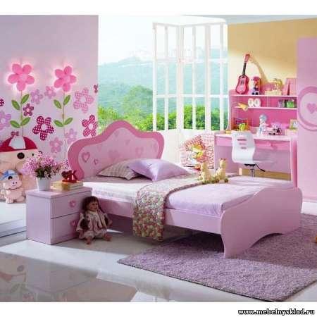Детская мебель из Китая и Италии