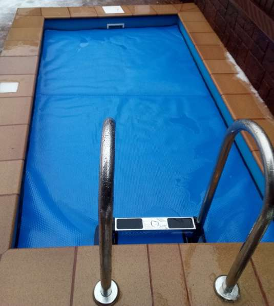 Изосоляр, плавающее покрывало для бассейна на заказ. любой ф в Батайске