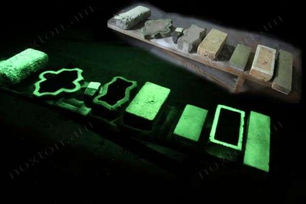 Краска на люминофоре ТАТ 33, светиться в темноте