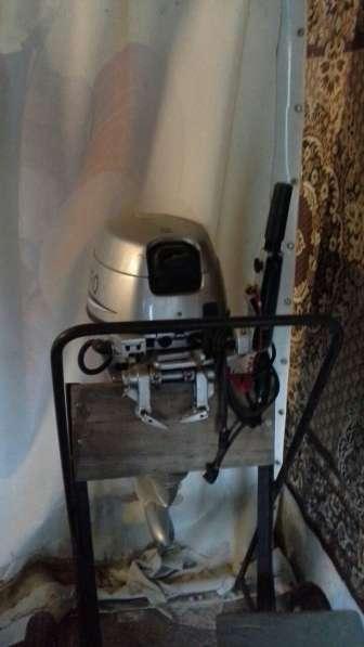 Лодочный мотор в Камышине