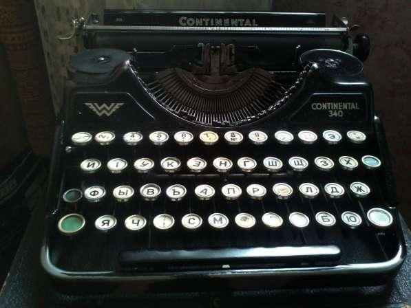 Продам печатную машинку Continental 340