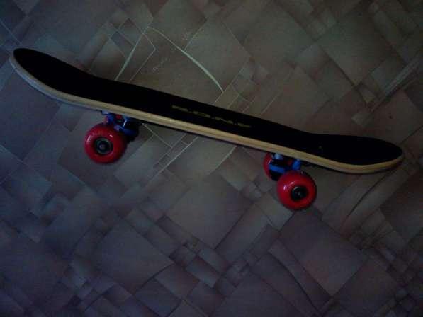 Продам новый скейт борд для трюков