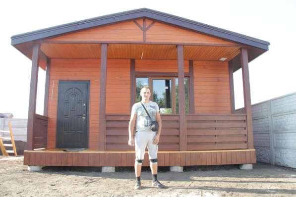 Cтроительство деревянных каркасных домов