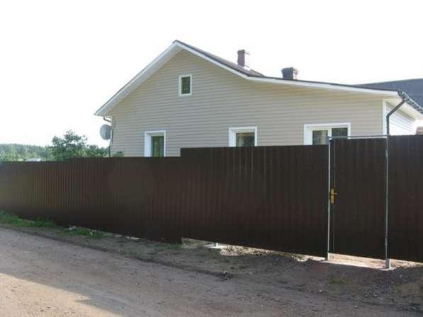 Продается дом 83 кв м ИЖС Выборг пос. Лужайка