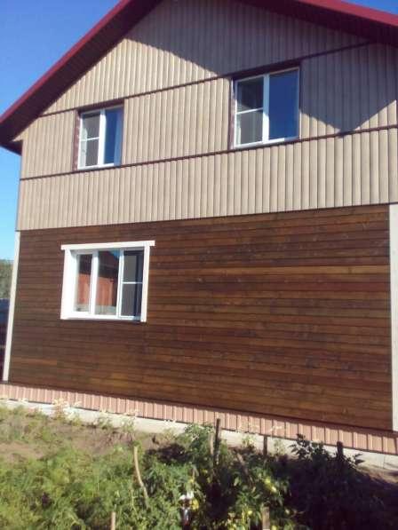 Продам дом в Малой Сосновке