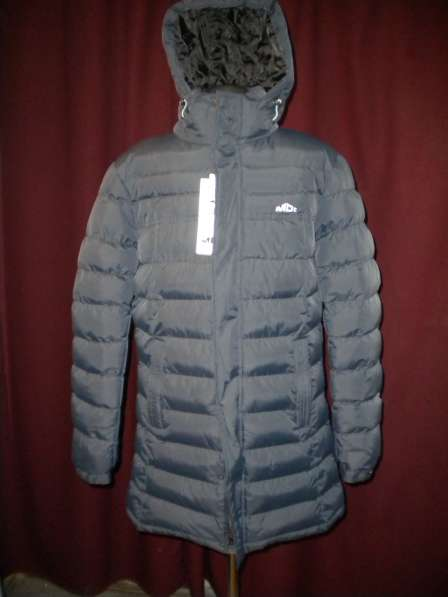 Зимняя куртка тёплая до -40 градусов. Германия
