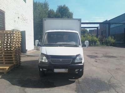Грузовой автомобиль ГАЗ Газель - термобудка