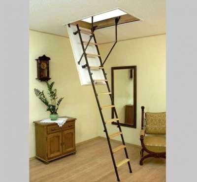 Чердачная лестница OMAN Mini Stallu