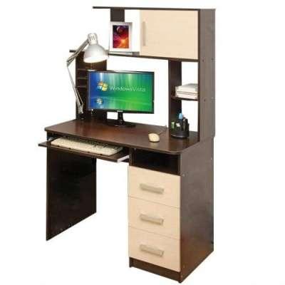Интел 12 компьютерный стол Мебель-онлайн Интел 12
