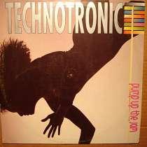 Пластинка виниловая Technotronic – Pump Up The Jam, в Санкт-Петербурге