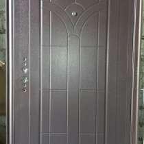 Дверь входная металлическая эконом класса, в г.Минск