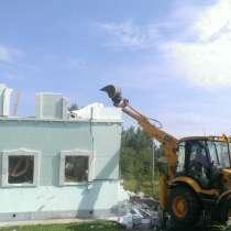 Демонтаж старых строений, в Севастополе
