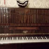 Пианино Заря, в Москве
