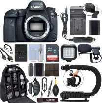 Камера Canon EOS 6D Mark II Full Frame 26.2MP DSLR с объекти, в Томске