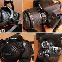 Продам цифровой зеркальный фотоаппарат Canon EOS 650D, в г.Луганск