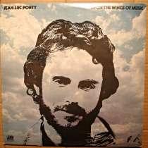 Пластинка Jean-Luc Ponty – Upon The Wings Of Music, в Санкт-Петербурге