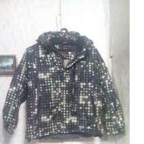 Зимняя куртка с капюшоном, р.42,б\у, в Мурманске