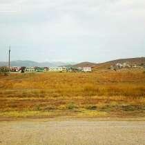 Участок в Крыму, в Судаке