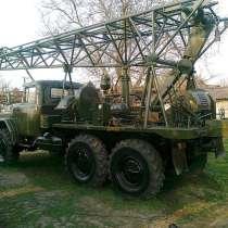 Буровая установка УРБ-2,5, в г.Одесса