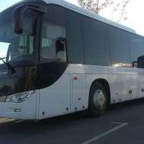 Аренда автобуса, микроавтобуса, минивэна, в Краснодаре