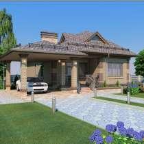 Строительство домов, коттеджей, дач под ключ, в Воронеже