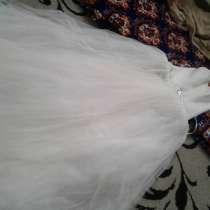 Пышное свадебное платье, фата и балеро есть и кольцо пот пла, в Ростове-на-Дону