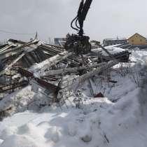 Демонтаж металлоконструкций любой сложности, вывоз, в Екатеринбурге