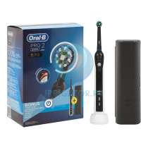 Braun Oral-B PRO2 2500 D20 CrossAction Black Edition, в Москве
