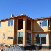 Строительство домов из СИП-панелей, в Сургуте
