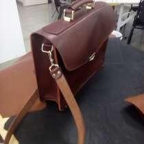 Портфели, сумки, рюкзаки и др. из натуральной кожи, в Пензе