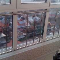 Ограждение для панорамных окон, в Краснодаре