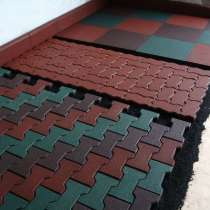 Модульная плитка из резиновой крошки по доступной цене., в Екатеринбурге