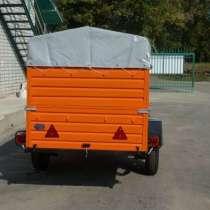 Прицеп легковой с завода с гарантией Акция, в г.Кременчуг