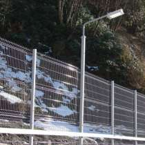 Еврозабор 3D забор 1530*2500*3 мм Цинк, в Краснодаре