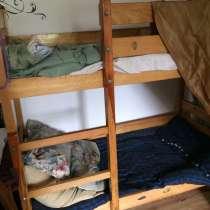 Кровать детская двухъярусная, в Хасавюрте