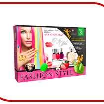 Набор для творчества Каррас Косметический набор Fashion Style С004, в Москве