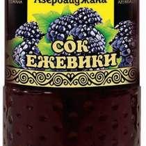 Сок ежевика, в Москве