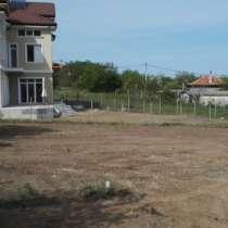 Земля с видом на море с проектом дома в Болгарии, в Варне, в г.Варна