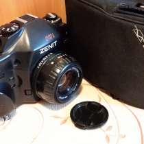 Пленочный зеркальный фотоаппарат Зенит 212К, в Санкт-Петербурге