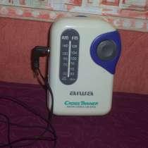 Радиоприемник AIWA CROSS TRAINER, в Москве