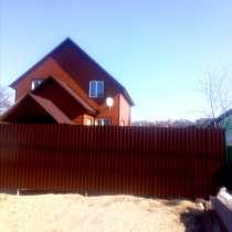 Продам новый коттедж(ул. Львовская,143), в Пензе