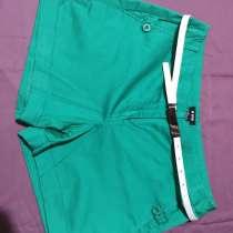 Продаю свои шорты OSTIN зеленого цвета, в г.Ташкент